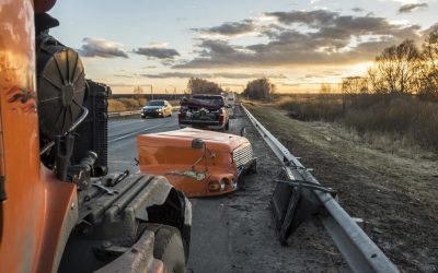 5 Things to do After a Semi-Truck Hits You